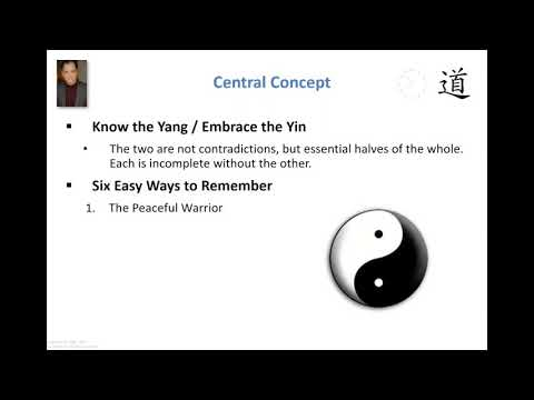 Tao Te Ching, Chapter 28 (Paraphrase)