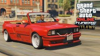 GTA 5 CUSTOM TUNER SENTINEL WIDEBODY Car Mods!