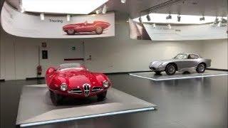 Alfa Romeo Museum in Milan !!!