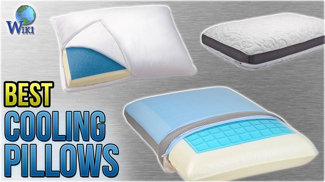 b3c2a6e6e 10 Best Cooling Pillows 2018 - YouTube