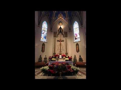 St. Boniface Schola, Lafayette, IN: Puer Natus Est Nobis