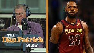 James Harden should want LeBron James to join Rockets I NBA I NBC Sports