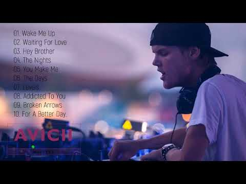 BEST OF AVICII | Thank you for your music 🖤