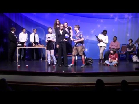 Montessori of Macon's Middle High Performance 2015