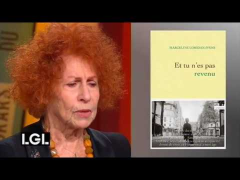 5 février 2015  Emission spéciale Marceline LoridanIvens
