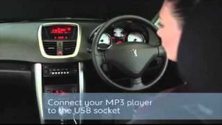 how to connect your mp3 player to your peugeot at wj king group
