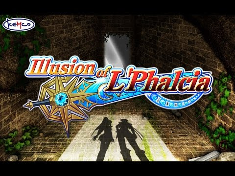 RPG Illusion of L'Phalcia - Official Trailer