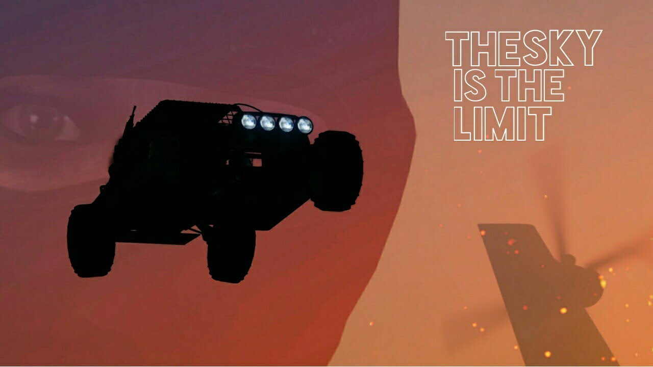 The Sky Is The Limit - #SMUGGLERS Contest