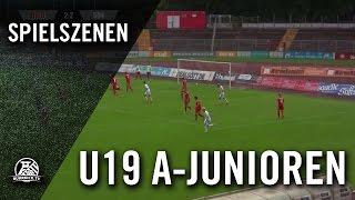 SC Rot-Weiß Oberhausen - FC Schalke 04 (U19 A-Junioren, Bundesliga West) - Spielszenen | RUHRKICK.TV