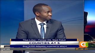 Citizen Extra:Addition of Financial poartion to counties