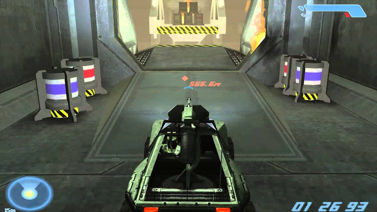 Halo: Combat Evolved (Gameplay #9) - Born to Run [Legendary difficulty] [ENDING] - YouTube