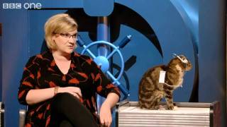 Sarah Millican Hates Cats Who Ignore Her - Room 101 - Episode 2 - BBC One