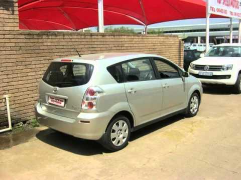 2008 Toyota Corolla Verso Photos, 1.8, Gasoline, FF, Automatic For ...