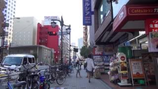 練馬区役所の練馬駅からのアクセスを動画で紹介【歩道橋を渡ると近道】