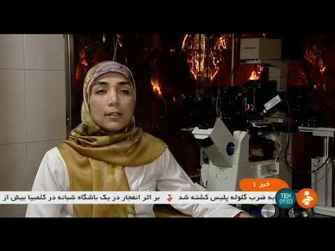 Iran Royan Institute Herbal medicine for Heart rhythm disorder برگ زالزالك داروي  بي نظمي تپش قلب