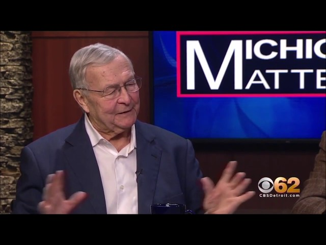 IoT Tech Connect On CBS 62 Michigan Matters