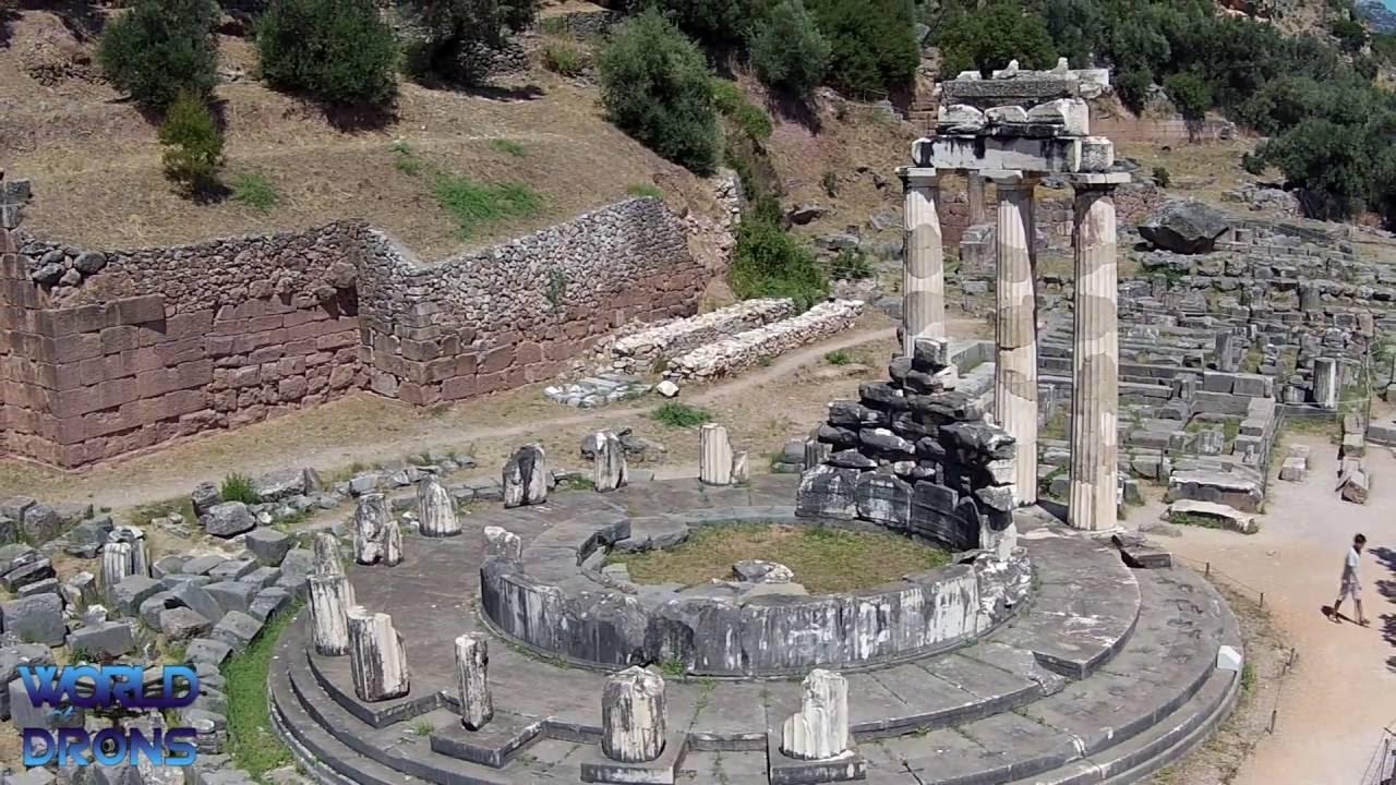 Oracles of Delphi Keep Series