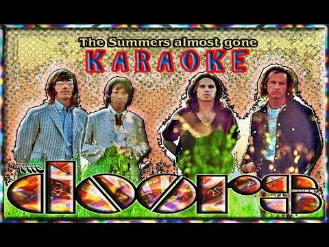 """The Doors * Karaoke of  matrix 67"""" Summer's almost gone"""