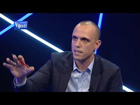 NAČISTO  Đorđije Pinjatić  TV  VIJESTI  28 06 2018