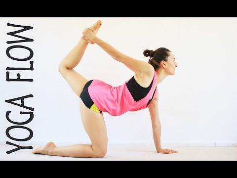 Yoga FLOW para principiantes | Todo cuerpo en 40 min | Elena Malova