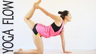 Yoga FLOW para principiantes   Todo cuerpo en 40 min   Elena Malova