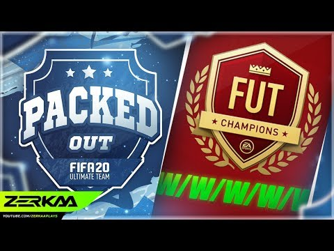 My LONGEST FUT CHAMPS Win Streak! (Packed Out #70) (FIFA 20 Ultimate Team)