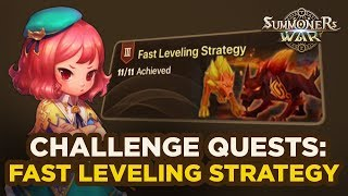 Challenge Quest Guide: Fast Leveling Strategy