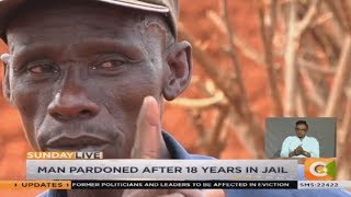 | PRISON DIARIES | Man jailed for killing father pardoned after 18 years