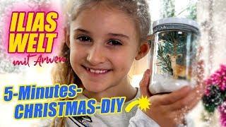 ILIAS WELT - Arwens 5-Minutes Christmas-DIY