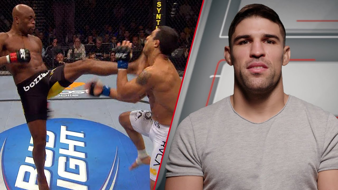 Vicente Luque Ranks His Top 5 Brazilian Finishers