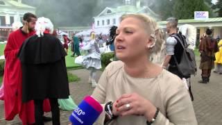 В усадьбе Середниково прошел международный фестиваль искусств и костюмированный бал(, 2014-06-24T12:41:11.000Z)