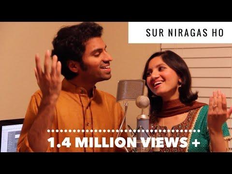 Sur Niragas Ho (Aks & Lakshmi Cover) - Katyar Kaljat Ghusli | Ganesha Bhajan