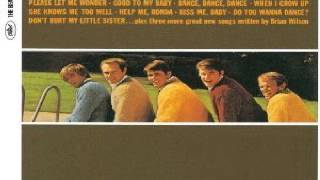 The Beach Boys - She knows me too well (2012 stereo remaster)