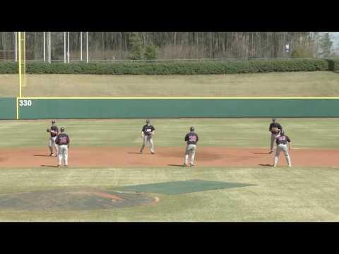 Slow Roller Drill (fielding)