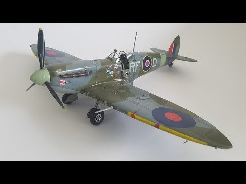 Hobby Boss 1/32 Spitfire Mk. Vb (Part 6:...