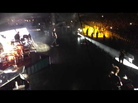 Muse blows a generator at ACL Festival 2013 - Supremacy
