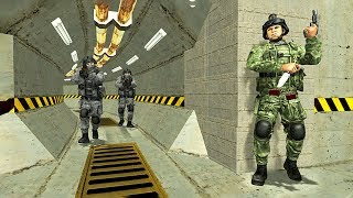 Counter Terrorist Squad Death Commando Shooter 3D (by iCorps) Android Gameplay [HD]