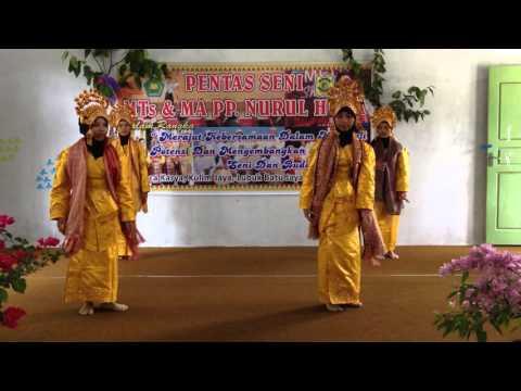 Tari Lancang Kuning (Pondok Pesantren Nurul Huda)