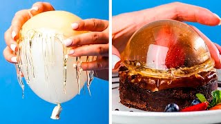 15 GENIUS IDEAS TO DECORATE YOUR DESSERT || Kitchen Life Hacks For Everyone