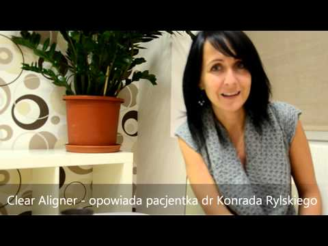 Clear Aligner komfort leczenia
