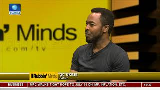Im Into Music Because I Love It Not Because Of Money - OC Ukeje Rubbin Minds