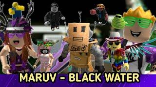 СЮЖЕТ - Часть 1. Роблокс музыкальный клип. Maruv - Black Water.