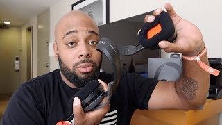 New Astro Gaming A10 Headset Review! Mic Test + Sound Test ($60 Headset Unboxing)
