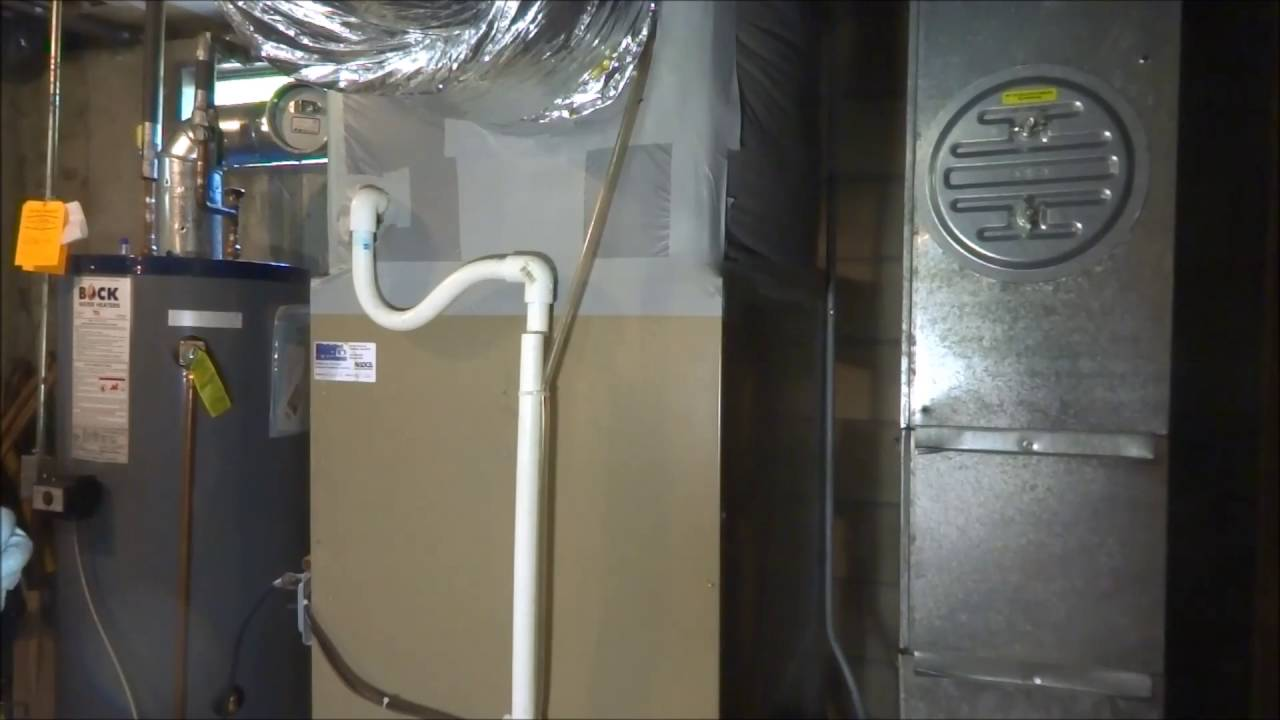 medium resolution of how to clear a blocked air conditioning drain pan