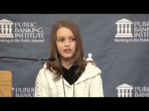 12 Year old understands Central Banks destroy nations - DO YOU?