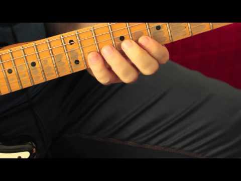 Lick Matts of the guitar