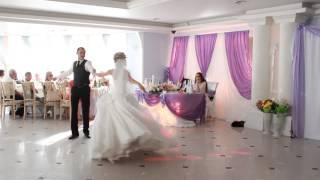 Самый красивый танец жениха и невесты!