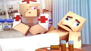 VERSTECKEN im TRAUM KRANKENHAUS 😍  Minecraft Hide and Seek