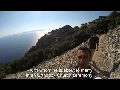 TEN DAYS ON MOUNT ATHOS, film by Nenad Badovinac