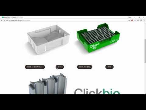 New online shop! Click-bio.com